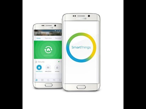 SmartThings App repair z-wave network, Smart home Tips