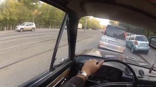 Круиз: ГАЗ 24 V8 +на пневме, правильное занижение классики и молодеж