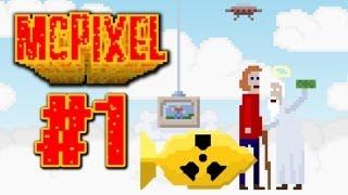 Thumbnail für das McPixel Let's Play