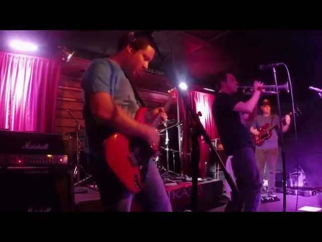 Karmikaze - Fire on the Water - Live @ Dipiazza's