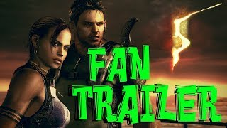 Resident Evil 5 EPIC Fan Made Trailer