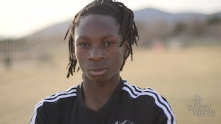 Fabrice's Story - The US Youth Soccer Show