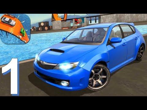 Car Stunt Races: Mega Ramps - Gameplay Walkthrough Part 1 (Android IOS Game)