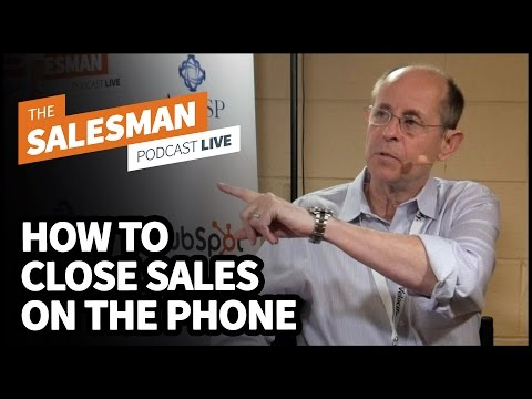Cold Calling Scripts And Phone Sales Tips With Mike Brooks