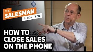 Cold Calling Scripts And Phone Sales Tips / Mike Brooks / Inside Sales