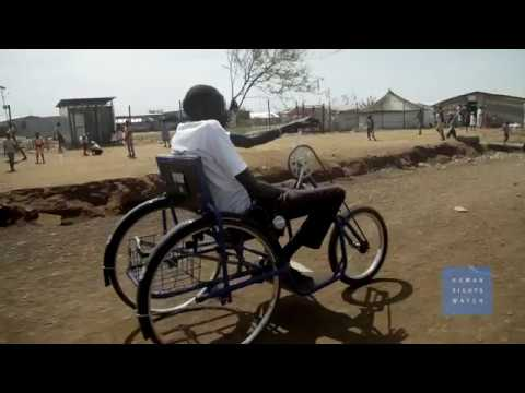 South Sudan: People with Disabilities, Older People Face Danger (social media)