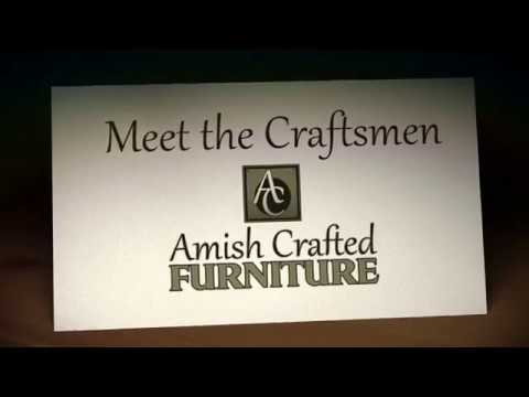 Amish Crafted Furniture Meet The Craftsmen Event 18