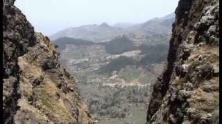 Золотой глобус 57. Эфиопия.