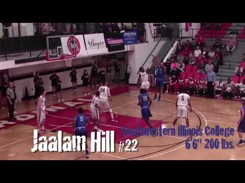 Jaalam Hill 2017-18 SF, Southwestern Illinois College