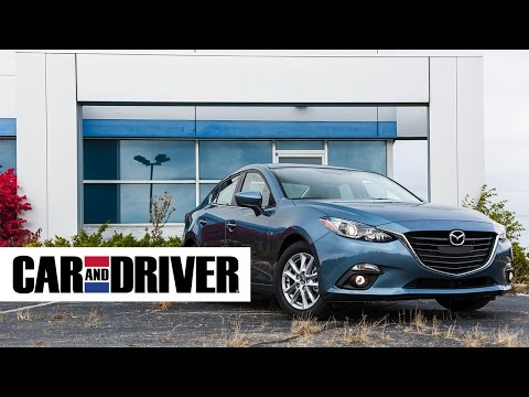 Mazda 3 Review in 60 Seconds | Car and Driver