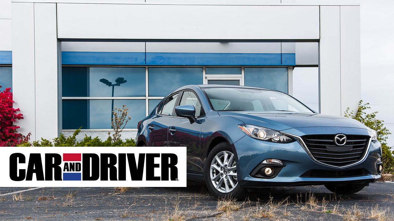 Superb Mazda 3 Review In 60 Seconds | Car And Driver