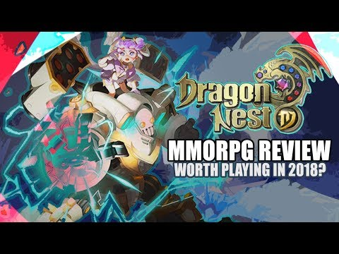 Dragon Nest: The 3D action role-playing game now available