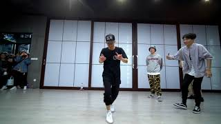 Offset, Metro Boomin - Ric Flair Drip - Choreography by Melvin Timtim