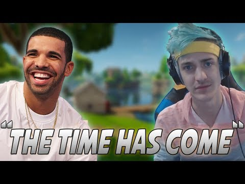 Ninja Plays With Drake Again! CDN Reacts to Port-O-Fort!