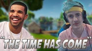 Ninja Plays With Drake Again! CDN Reacts to Port-A-Fort!