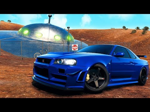 UFO EASTER EGG FOUND IN NEED FOR SPEED PAYBACK!