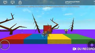 Playing roblox epicmingames