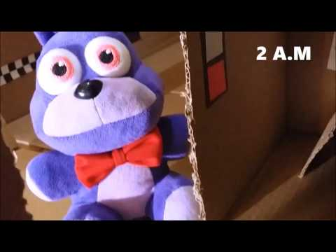 Bonnie Jumpscare | Plush Edition