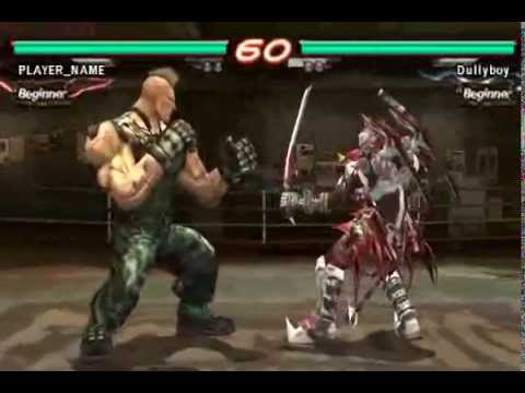 Tekken 6 (PSP) PC online matches