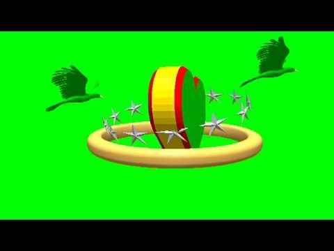 wedding background video effects hd , Heart Green screen HD Background Video Effect | VFX FOOTAGE thumbnail