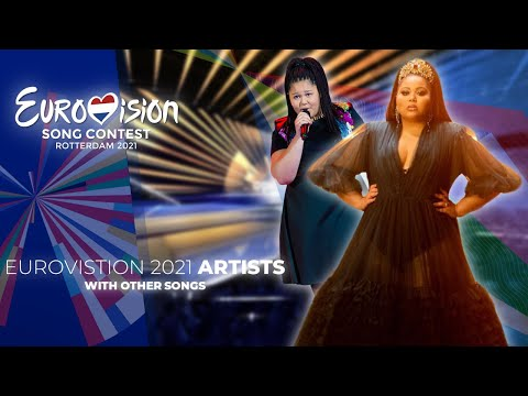 Eurovision Song Contest 2021 - Other songs by Artists
