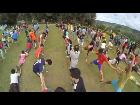 Outdoor Games - Retreat Transform-Action 2015