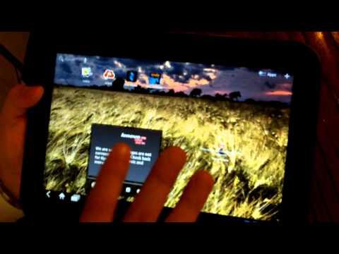 Tableta Lenovo IdeaPad K1 en Argentina
