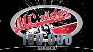 MCrider hits 100K