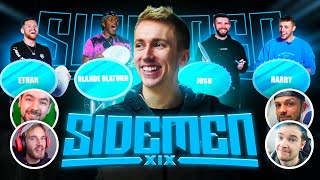 SIDEMEN DESCRIBE YOUTUBERS IN ONE WORD
