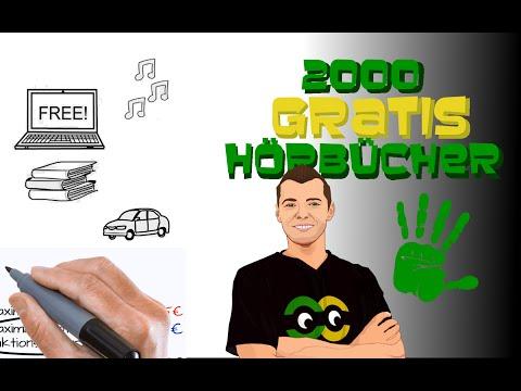 KOSTENLOSE HÖRBÜCHER - Die 5 besten Websites für gratis Hörbücher und Hörspiele - 5Rules5Hacks