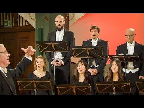 Stille Nacht / Silent Night   Reger / Brahms / Praetorius / Mahler / Schumann   SWR Vokalensemble