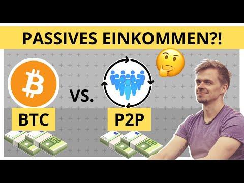 Was ist besser für ein passives Einkommen? Crypto Lending vs. P2P Kredite - Interview Lars Teil 1