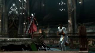 Devil May Cry 4 - All Cutscenes - 17.2 - The Rest Is Silence [HD]