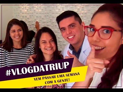 Vlog - Uma semana com a TriUP