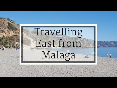 Travelling East from Malaga