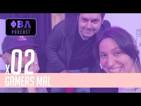 Gamers Mal x02 | Sekiro con Luismi Pérez