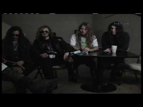 Bohemia Afterdark's Interview with Alice in Chains 1991 Portland, Oregon