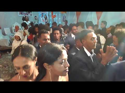 Eritrean Wedding in Asmara 2018 - Isaias Salh (Rasha) live