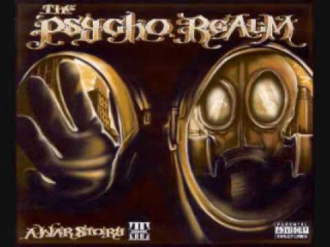 Psycho Realm-Dysfunctional