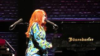Tori Amos Brussels May 28th  2014 Weatherman