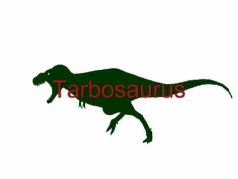 Tarbosaurus vs Allosaurus