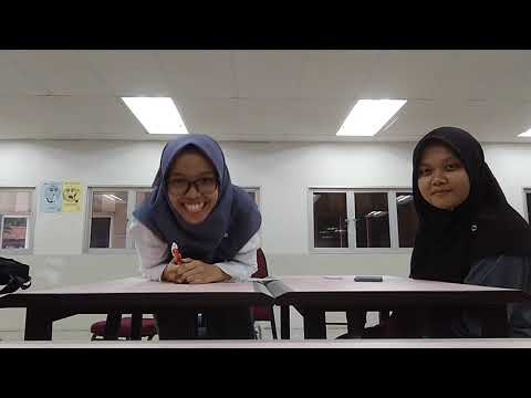Progress Video 1 Forum Special Topic in Organic Chem Sem 1 1819