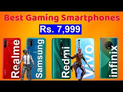 Best Gaming Smartphone Under Rs. 7,999 | Helio G70 | Helio G80