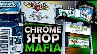 Дальнобой США.. Магазин «Детский Мир» для дальнобойщиков..Chrome Shop Mafia.. Joplin, MO