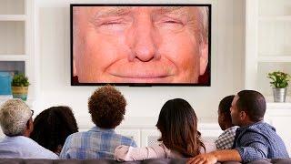 Corporate Media Is Dangerously Skewed In Favor Of Trump