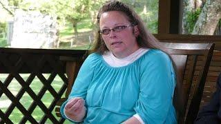 Kim Davis: I'm Not A Hypocrite, God Forgave Me