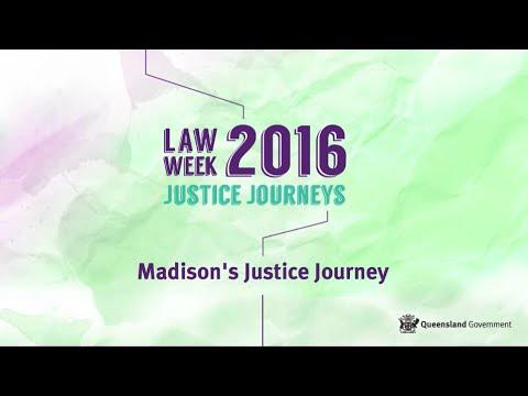 Justice Journeys – Madison