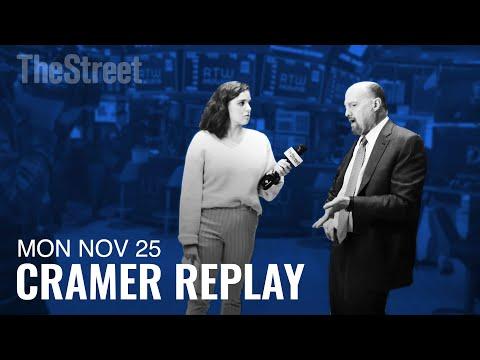 It's Merger Monday: Jim Cramer on Charles Schwab, TD Ameritrade, LVMH, Tiffany's