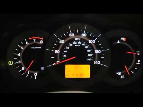 rav howto tire pressure monitor system tpms  toyota rav youtube standard quality p
