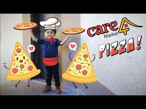 صورة  طريقة عمل البيتزا كرم في كيرفور مول بيحضّر لفيديو طريقة عمل البيتزا طريقة عمل البيتزا من يوتيوب